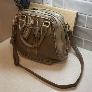 Gianni bini grey purse